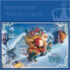 Balconera Santa Claus