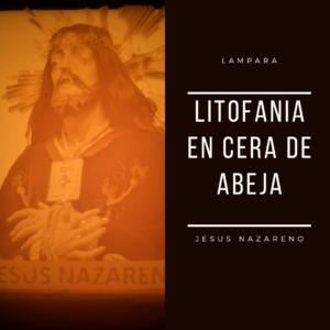 Litofania Nazareno