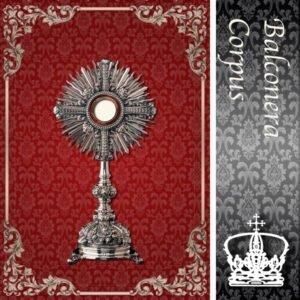 Balconera Corpus Reliquia